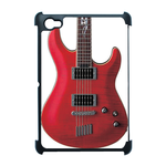 Red Guitar Samsung P6800 Case Case for Samsung P6800 Galaxy Tab 7.7