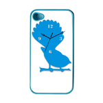 Peafowl Custom Iphone 4, 4s Case Custom Cases for Iphone 4,4s