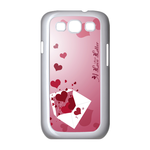 Love Letter Samsung Galaxy S3 I9300 Case Case for Samsung Galaxy S3 I9300