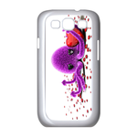 Octopus Hearts Samsung Galaxy S3 I9300 Case Case for Samsung Galaxy S3 I9300