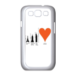 Funny Heart Samsung Galaxy S3 I9300 Case Case for Samsung Galaxy S3 I9300