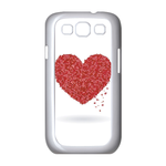 Red Heart Samsung Galaxy S3 I9300 Case Case for Samsung Galaxy S3 I9300