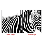 Zebra Skin Custom iPad 3 Folio Case Folio Case for iPad 3