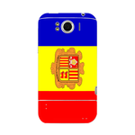 Flag of Andorra HTC G21 Sensation XL Skins Skins for HTC G21 Sensation XL