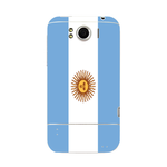 Flag of Argentina HTC G21 Sensation XL Skins Skins for HTC G21 Sensation XL