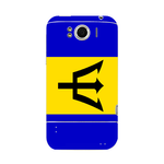 Flag of Barbados HTC G21 Sensation XL Skins Skins for HTC G21 Sensation XL