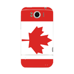 Flag of Canada HTC G21 Sensation XL Skins Skins for HTC G21 Sensation XL