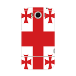 Flag of Georgia HTC G21 Sensation XL Skins Skins for HTC G21 Sensation XL