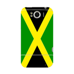Flag of Jamaica HTC G21 Sensation XL Skins Skins for HTC G21 Sensation XL