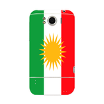 Flag of Kurdistan HTC G21 Sensation XL Skins Skins for HTC G21 Sensation XL