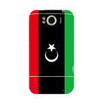 Flag of Libya HTC G21 Sensation XL Skins Skins for HTC G21 Sensation XL