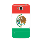 Flag of Mexico HTC G21 Sensation XL Skins Skins for HTC G21 Sensation XL