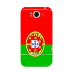 Flag of Portugal HTC G21 Sensation XL Skins Skins for HTC G21 Sensation XL