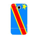 Flag of Zaire HTC G21 Sensation XL Skins Skins for HTC G21 Sensation XL
