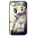 Marilyn Monroe iPhone 4 Case Custom Case for iPhone 4,4S