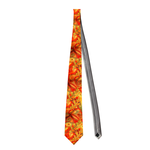Acorn Oak Leaf tie Custom Necktie