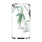 Bamboo IPod Touch 4 Skin Skins for iPod Touch 4