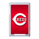 Cincinnati Reds Custom Google Nexus 7 Case Custom Cases for Google Nexus 7