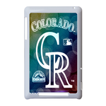 Colorado Rockies Custom Google Nexus 7 Case Custom Cases for Google Nexus 7