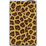 Kindle Cheetah Cover Clear Hard Cover Case for Kindle Fire
