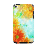 Sun Flower IPod Touch 4 Skin Skins for iPod Touch 4