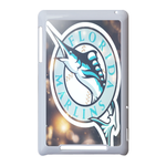 Florida Marlins Custom Google Nexus 7 Case Custom Cases for Google Nexus 7
