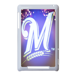 Milwaukee Brewers Custom Google Nexus 7 Case Custom Cases for Google Nexus 7