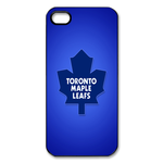 Black Toronto Maple Leafs Iphone 5 Case Iphone 5 Cases