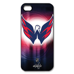 Black Washington Capitals Iphone 5 Case Iphone 5 Cases