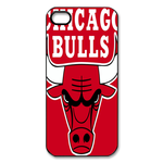 Red Chicago Bulls Iphone 5 Case Iphone 5 Cases