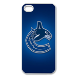 Vancouver Canucks White Iphone 5 Case Iphone 5 Cases