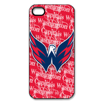Washington Capitals Black Iphone 5 Case Iphone 5 Cases