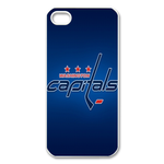 Washington Capitals White Iphone 5 Case Iphone 5 Cases