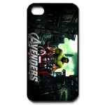 Custom Case Famous Avengers Iphone 4,4s Case Custom Case for iPhone 4,4S