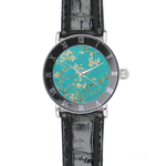 Almond Blossom - Van Gogh Super Lovers Photo Watch (For Women)
