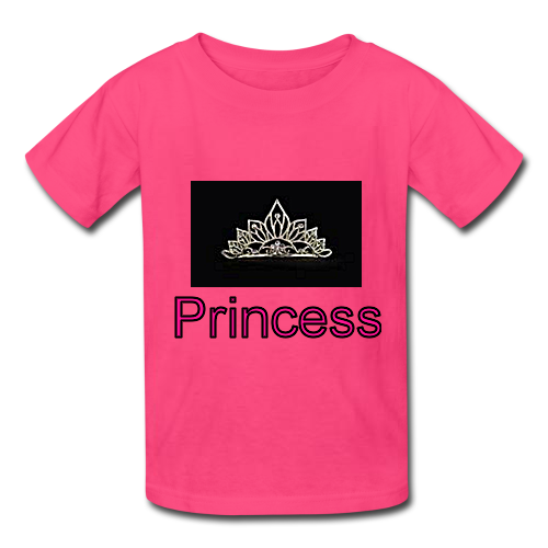 Princess T Shirt Kid 39 S Classic T Shirt