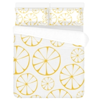 Custom Bedding Set