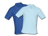 Gildan Polo shirts