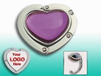 Handbag Hook (Heart Shaped)