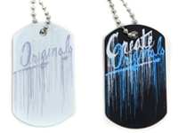 Dog Tag (Rectangle)
