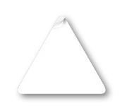 Triangle Stickers