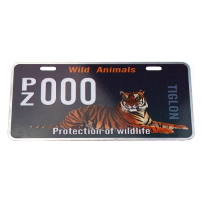 License Plate for Car