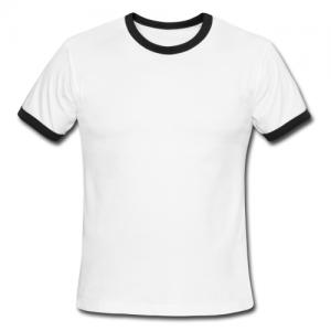 Men's  Contrast T-Shirt