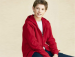 Gildan Full Zip Hooded Sweatshirt Youth(NEW) Model H05