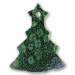 Tree-shaped Ornament (two sides)