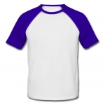 Men's Baseball Shirt Model T14