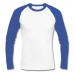 Men's Raglan Long Sleeve Shirt