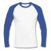 Men's Raglan Long Sleeve Shirt