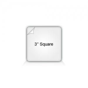 "3"" Square Sticker"