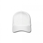 Custom White Cap